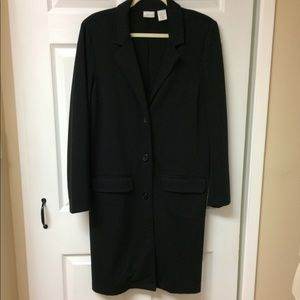 Spiegel Knit Long Blazer/jacket